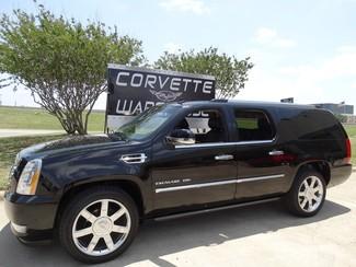 2011 Cadillac Escalade ESV Platinum Edition ESV AWD Sunroof, NAV, Chromes! | Dallas, Texas | Corvette Warehouse  in Dallas Texas