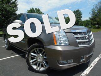 2011 Cadillac Escalade ESV Platinum Edition Leesburg, Virginia