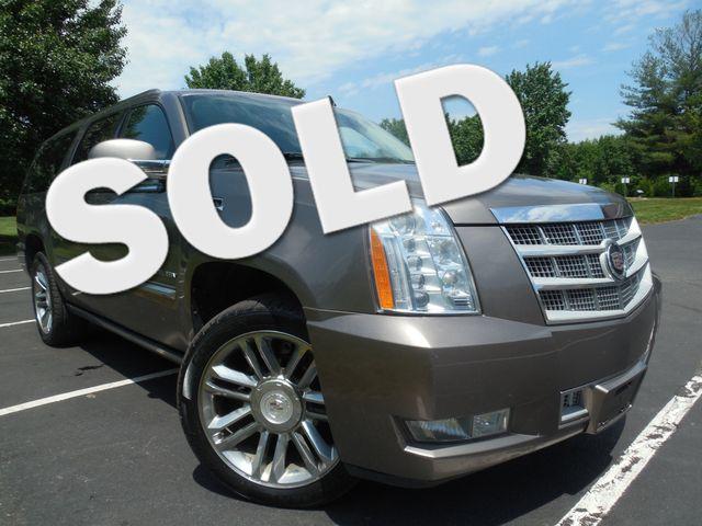 2011 Cadillac Escalade ESV Platinum Edition Leesburg, Virginia 0