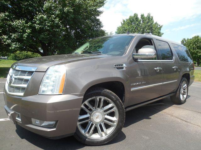 2011 Cadillac Escalade ESV Platinum Edition Leesburg, Virginia 1