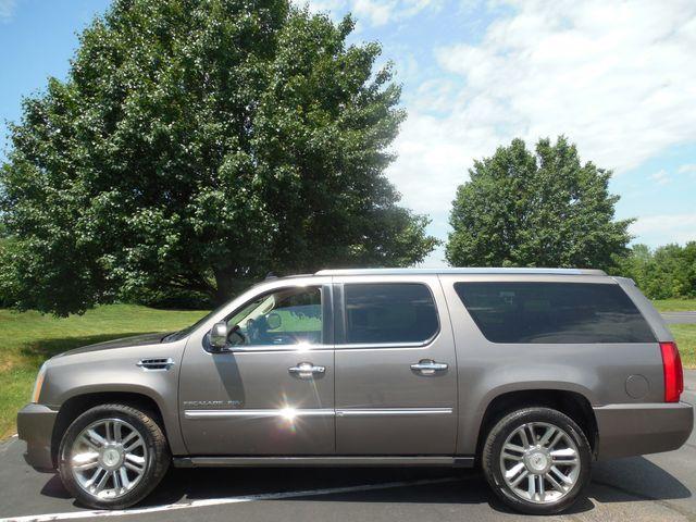 2011 Cadillac Escalade ESV Platinum Edition Leesburg, Virginia 4