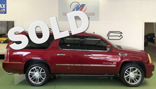 2011 Cadillac Escalade ESV Platinum Edition Longwood, FL 0