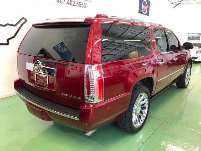 2011 Cadillac Escalade ESV Platinum Edition Longwood, FL 10