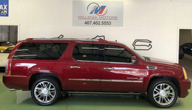 2011 Cadillac Escalade ESV Platinum Edition Longwood, FL 11