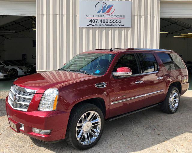2011 Cadillac Escalade ESV Platinum Edition Longwood, FL 40