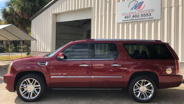 2011 Cadillac Escalade ESV Platinum Edition Longwood, FL 41