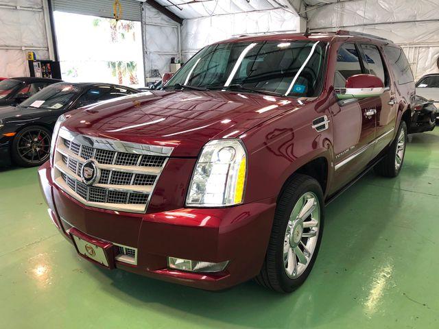 2011 Cadillac Escalade ESV Platinum Edition Longwood, FL 5