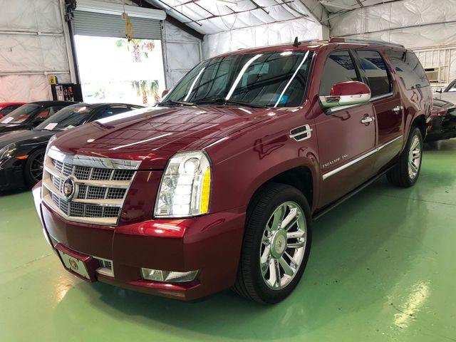 2011 Cadillac Escalade ESV Platinum Edition Longwood, FL 6