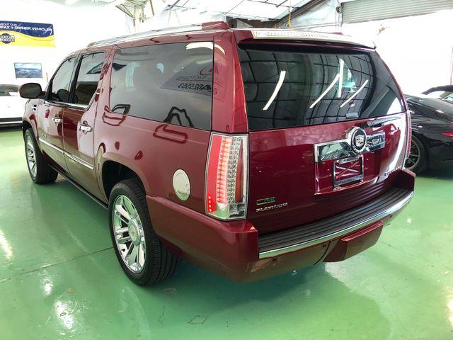 2011 Cadillac Escalade ESV Platinum Edition Longwood, FL 7