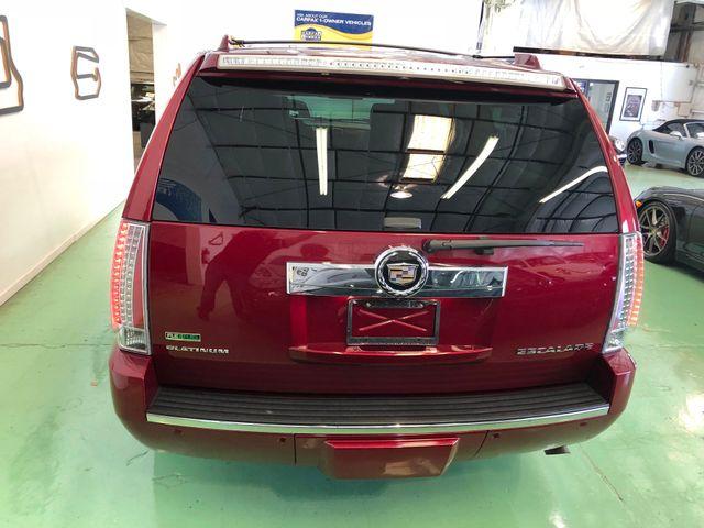 2011 Cadillac Escalade ESV Platinum Edition Longwood, FL 8