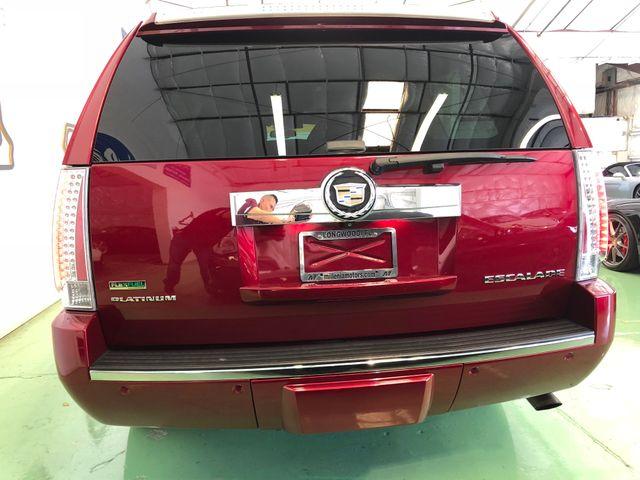 2011 Cadillac Escalade ESV Platinum Edition Longwood, FL 9