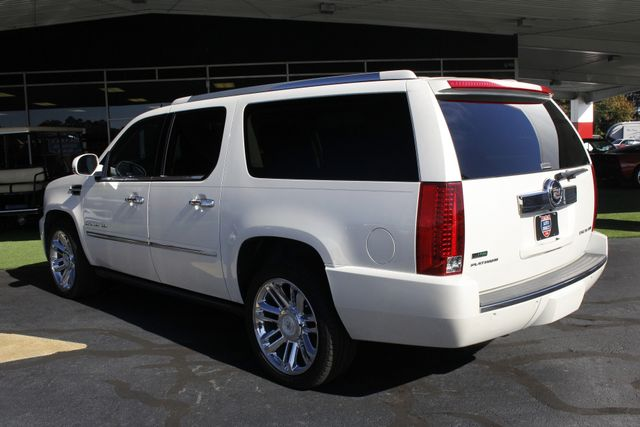 2011 Cadillac Escalade ESV Platinum Edition AWD - TOP OF THE LINE! Mooresville , NC 28