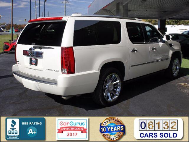 2011 Cadillac Escalade ESV Platinum Edition AWD - TOP OF THE LINE! Mooresville , NC 2