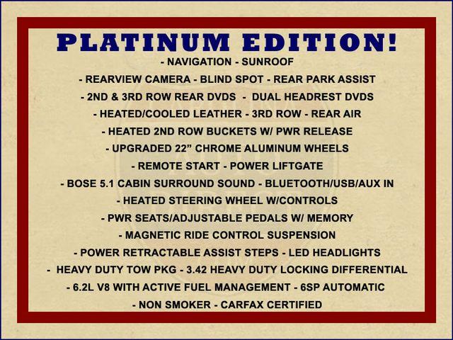2011 Cadillac Escalade ESV Platinum Edition AWD - TOP OF THE LINE! Mooresville , NC 1