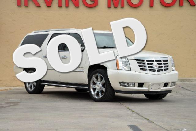 2011 Cadillac Escalade ESV Luxury San Antonio , Texas 0