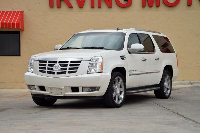 2011 Cadillac Escalade ESV Luxury San Antonio , Texas 1