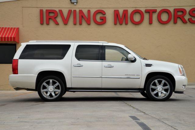2011 Cadillac Escalade ESV Luxury San Antonio , Texas 4