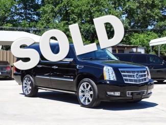2011 Cadillac Escalade ESV Platinum Edition San Antonio , Texas