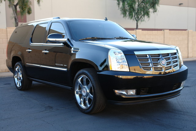 2011 Cadillac Escalade ESV Premium Phoenix, AZ 8