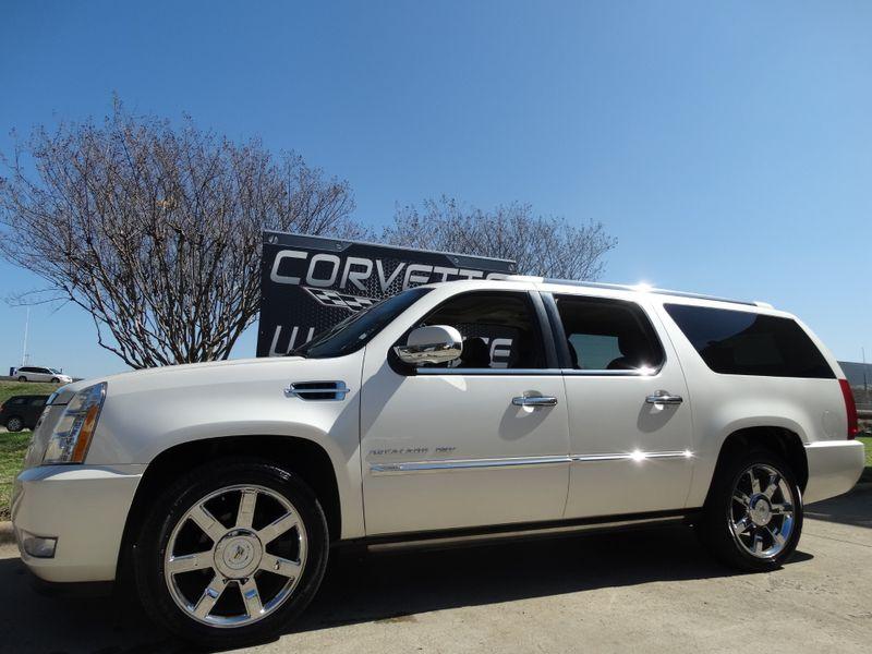 2011 Cadillac Escalade Premium AWD NAV, Rear Ent, Chromes 82k! Premium   Dallas, Texas   Corvette Warehouse