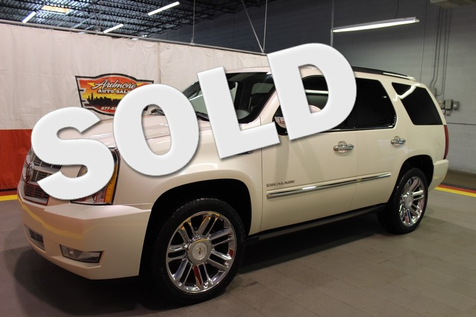 2011 Cadillac Escalade Platinum Edition in West Chicago, Illinois
