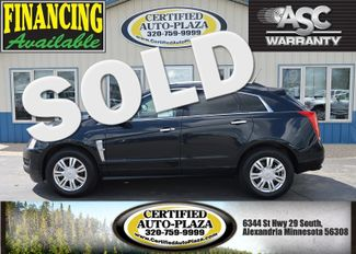 2011 Cadillac SRX Luxury Collection AWD in  Minnesota