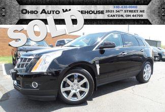 2011 Cadillac SRX AWD Navi Tv/DVD Pano Cln Cafax We Finance  | Canton, Ohio | Ohio Auto Warehouse LLC in  Ohio
