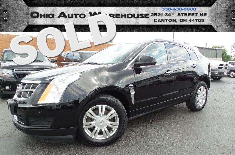 2011 Cadillac SRX Luxury AWD Pano Roof Clean Carfax We Finance   Canton, Ohio   Ohio Auto Warehouse LLC in Canton Ohio