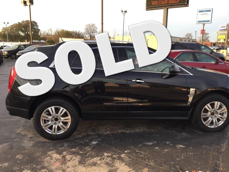 2011 Cadillac SRX Luxury Collection | Dayton, OH | Harrigans Auto Sales in Dayton OH