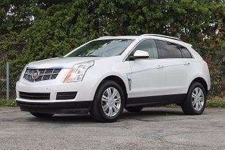 2011 Cadillac SRX Luxury Collection Hollywood, Florida 10