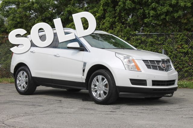 2011 Cadillac SRX Luxury Collection  WARRANTY CARFAX CERTIFIED 14 SERVICE RECORDS FLORIDA VE
