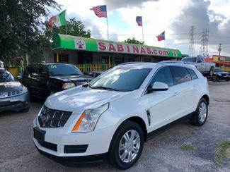2011 Cadillac SRX Luxury Collection Houston, TX