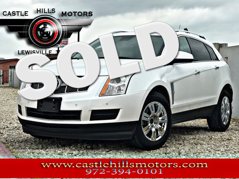 2011 Cadillac SRX Luxury Collection - Bose, NAV, Panoramic Sunroof! in Lewisville Texas