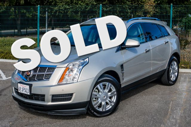 2011 Cadillac SRX Luxury Collection - NAVI - BOSE - HTD STS Reseda, CA 0