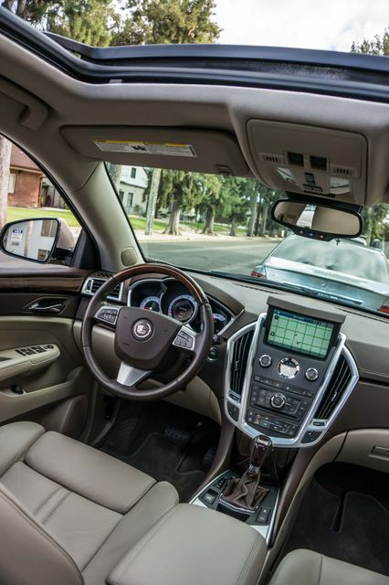 2011 Cadillac SRX Luxury Collection - NAVI - BOSE - HTD STS Reseda, CA 37