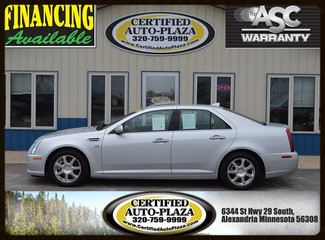 2011 Cadillac STS 18K MILES in  Minnesota