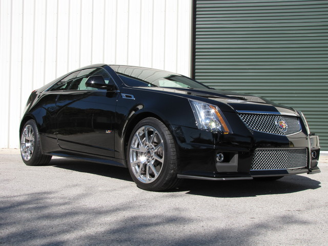 2011 Cadillac V-Series Jacksonville , FL 50