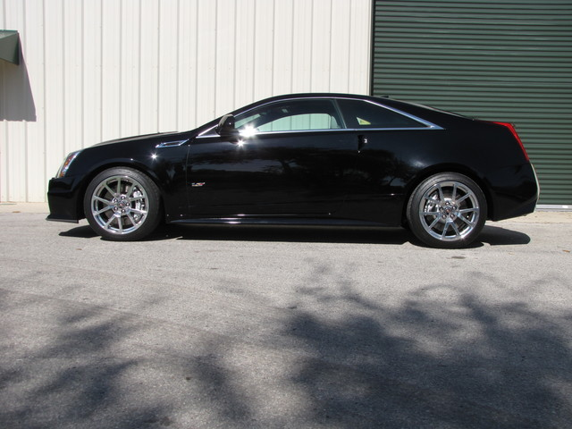 2011 Cadillac V-Series Jacksonville , FL 7