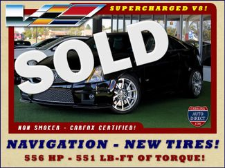 2011 Cadillac V-Series CTS-V - ONLY 17K MILES - BRAND NEW TIRES! Mooresville , NC