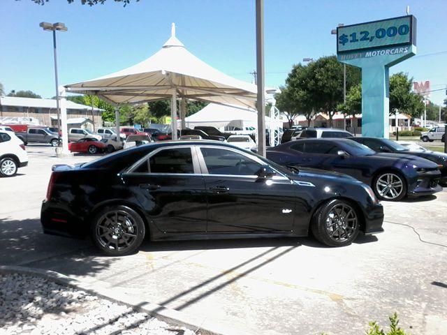 2011 Cadillac V-Series San Antonio, Texas 1