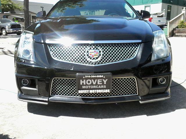 2011 Cadillac V-Series San Antonio, Texas 7