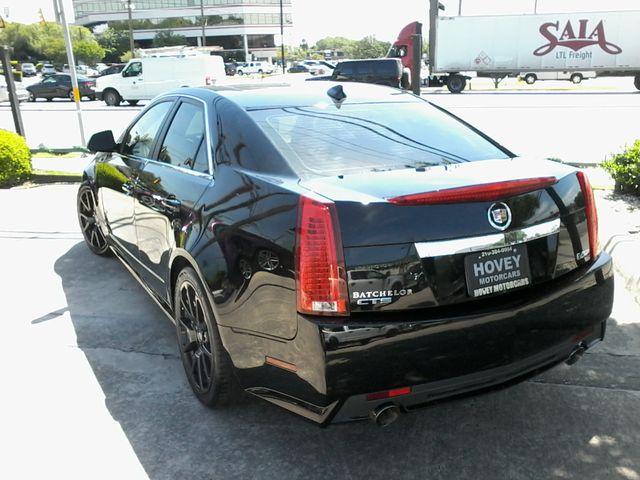 2011 Cadillac V-Series San Antonio, Texas 4