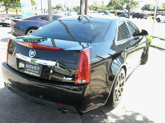 2011 Cadillac V-Series San Antonio, Texas 6