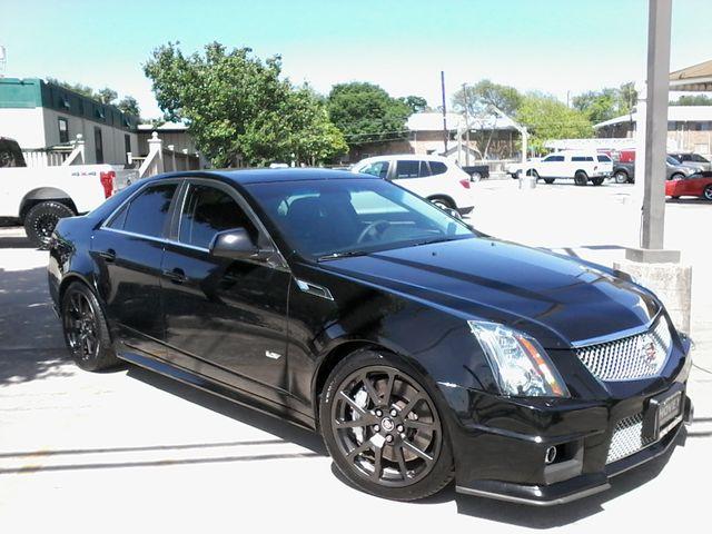 2011 Cadillac V-Series San Antonio, Texas 0
