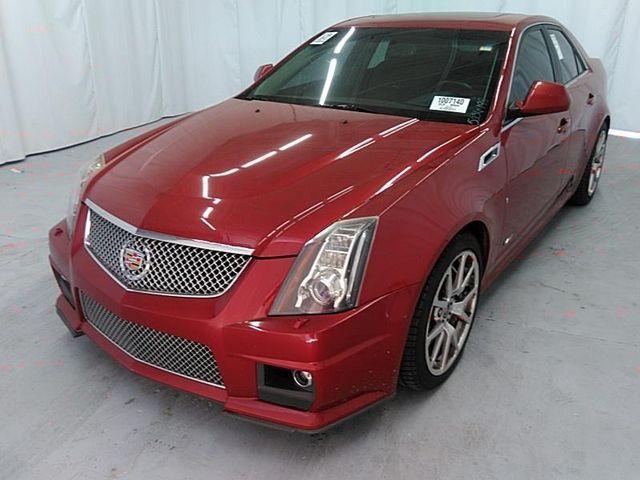 2011 Cadillac V-Series St. Louis, Missouri 0
