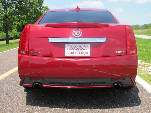 2011 Cadillac V-Series St. Louis, Missouri 7