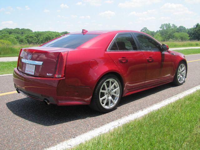 2011 Cadillac V-Series St. Louis, Missouri 8