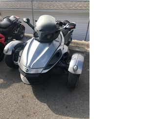 2011 Can-Am™ Spyder Roadster RS - John Gibson Auto Sales Hot Springs in Hot Springs Arkansas