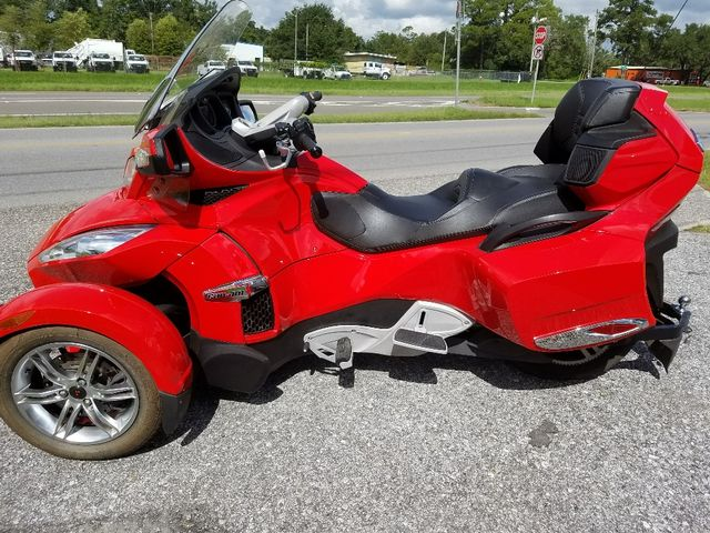 2011 Can-Am™ Spyder Roadster RT-Limited Pensacola, Florida 3