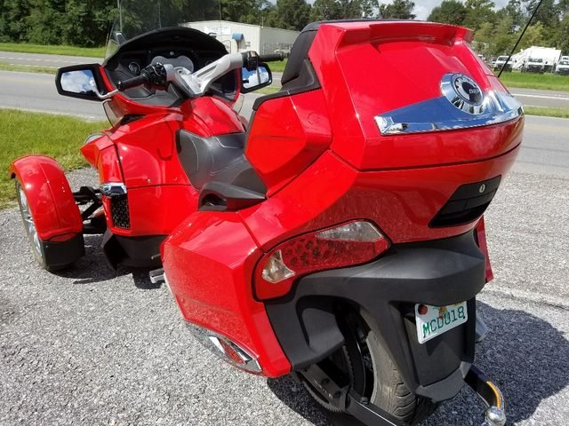 2011 Can-Am™ Spyder Roadster RT-Limited Pensacola, Florida 4